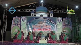 BAITUL QURRA Juara 2  Festival Sholawat Al Banjari IRMAP Al Wustho