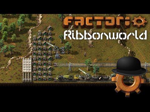 Factorio Ribbonworld Ep#29: