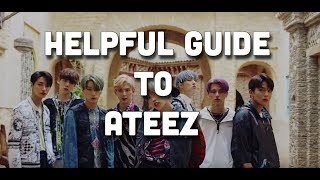 Helpful Guide To ATEEZ