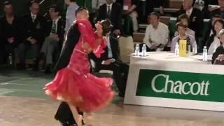 4K JDSF/WDSF Tokyo Open 2016 | Final Viennese Waltz