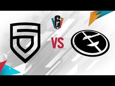 Rainbow Six - Six Invitational 2018 - PENTA Sports vs. Evil Geniuses - day 2