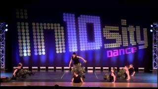 "HIGHEST SCORING MINI ROUTINE ""NATION ARMY"" STARSTRUCK DANCE STUDIO"