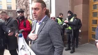 Киев опасен для велосипедистов