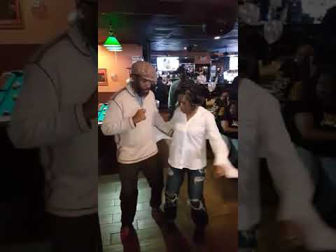 Chicago Steppin' - Tall Rick, Sharvin Whitted & Sheila Watkins at Hero's