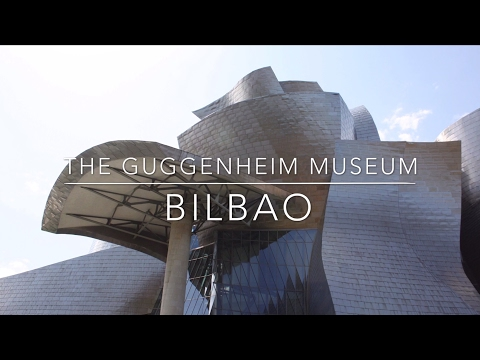 Guggenheim Museum, Bilbao | allthegoodies.com