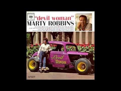 Devil Woman - Marty Robbins