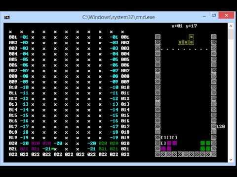 Tetris Demo