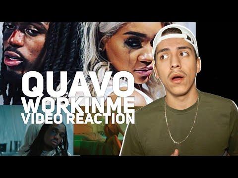 Quavo- WORKINME (Video) Reaction | E2 Reacts
