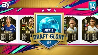 MY HIGHEST RATED DRAFT! | FIFA 19 DRAFT TO GLORY #14