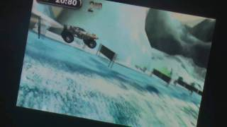 Monster Trucks Nitro 2 iPhone Gameplay Video Review - AppSpy.com