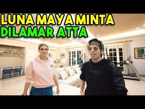 GREBEK RUMAH LUNA MAYA! MINTA DI LAMAR ATTA... #GrebekRumah #GrebekOriginal