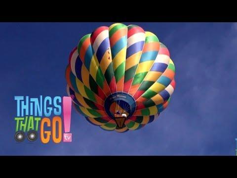 HOT AIR BALLOON: Videos for kids| children| toddlers. Preschool & Kindergarten learning. streaming vf
