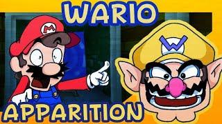 Every copy of Super Mario 64 is personalized - Wario Apparition |Animation| - Jon SpeedArts