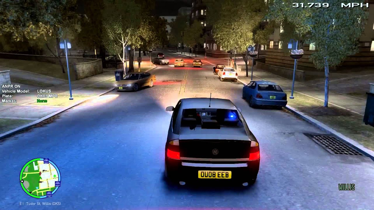 [GTA IV] Unmarked Vauxhall Vectra - Thames Valley ...