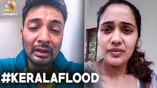Kerala Floods Live Updates : Actor Munna Simon