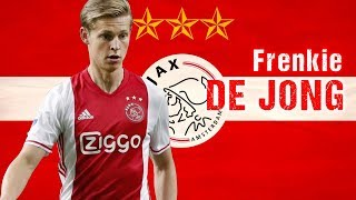 Frenkie De Jong 2018 - Welcom To Barcelona - HD