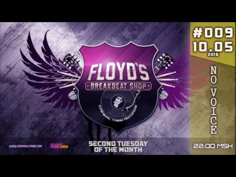 Floyd the Barber - Breakbeat Shop #009 (Breakbeat 2016 mix)