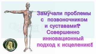 Комарова Ольга Исцеление и восстановление костной системы:   Зубы, суставы, позвоночник