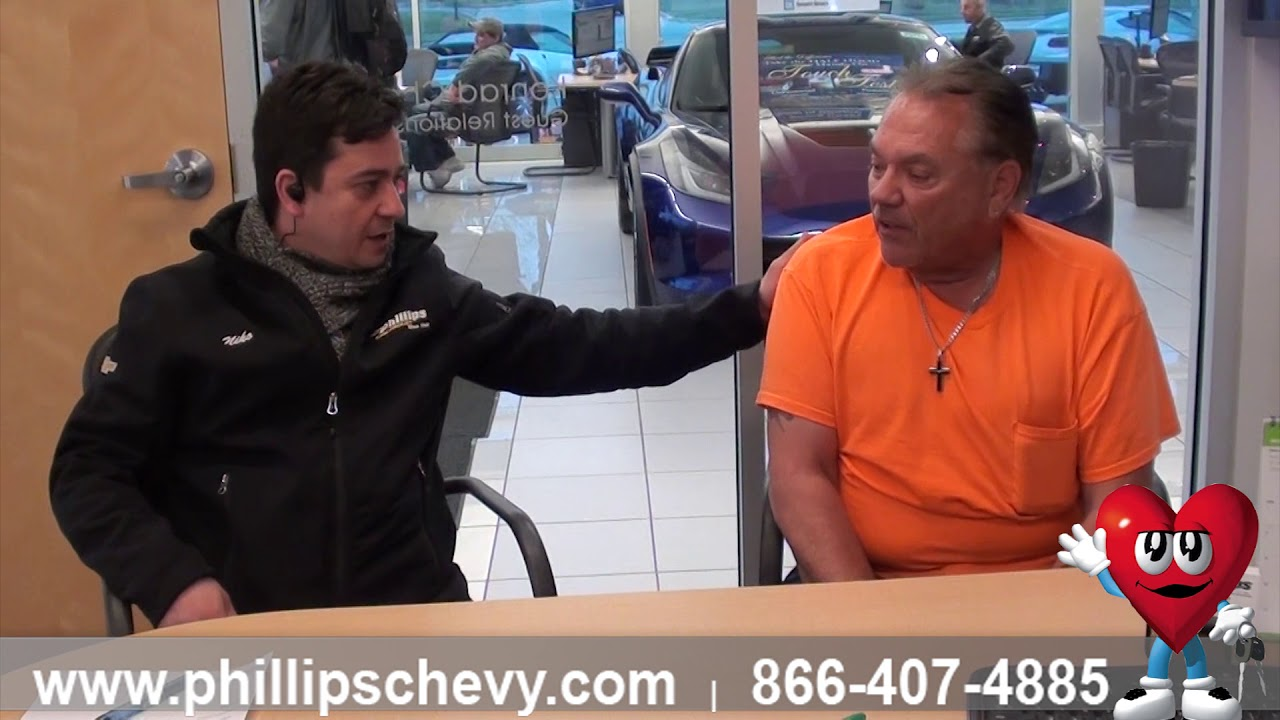 Chevy Equinox Customer Review Phillips Chevrolet Chicago - Phillips chevy car show