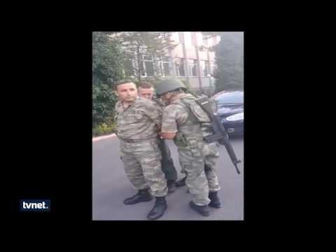 Ankara Zırhlı Birliklerde Özel Muamele İsteyen Darbeci Albay