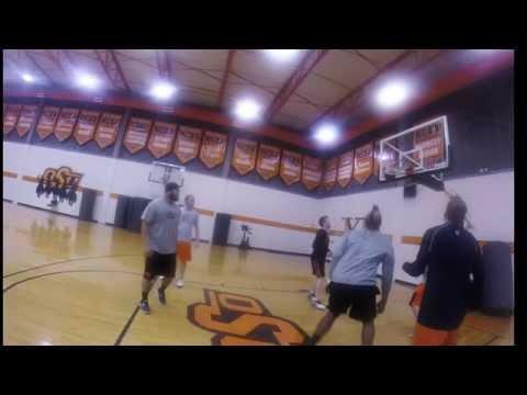 Oklahoma State Football: Noon Hoops