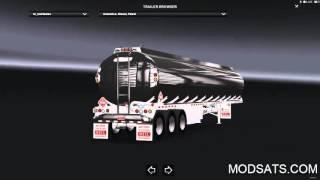 Heil Tank 3 Axles Trailer