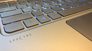 HP S P E C T R E \ 360 2 in 1 Touch Screen Notebook □ My Look into it