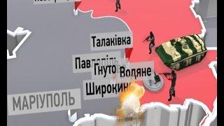АТО  Від  вогню противника постраждали двоє українських бійців