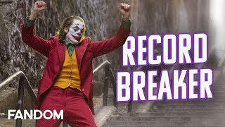 Joker Smashes October Box Office Records | Charting with Dan!