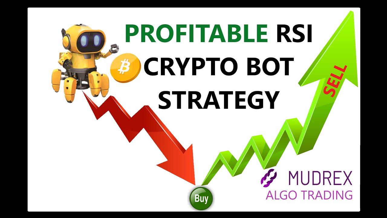 trading bot strategies crypto dell e bitcoin