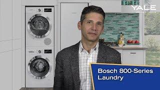 Bosch 800-Series Laundry [Ratings / Reviews / Prices]