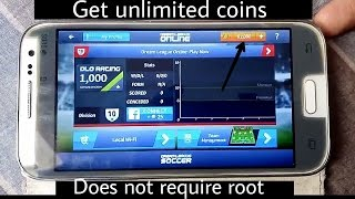Dream League Soccer 2017 | How to hack unlimited coins | No Root require