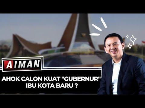 Ahok & Kontroversi Gubernur Ibu Kota Baru - AIMAN (Bag 1)
