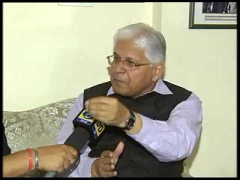 Special interview with former Union Min Ashwani Kumar