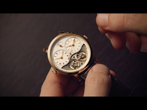 Two Watches For The Price Of One - Arnold & Son DBG   Watchfinder & Co.