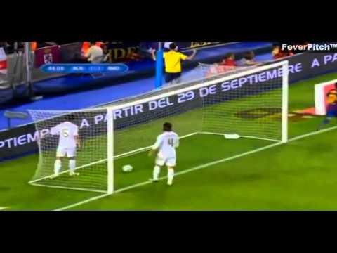 11/12 수페르 코파 2차전 - FC 바르셀로나 vs 레알 마드리드 110817