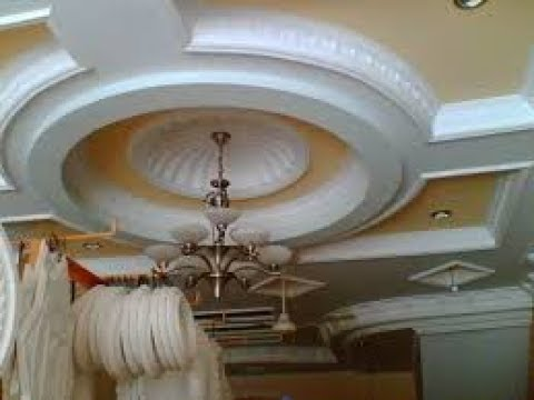 Contoh Gambar Plafon Gypsum Kamar Tidur  desain plafon pvc rumah yang sedang tren youtube