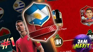 OUR JOURNEY BEGINS | FIRST ELITES & TIER 1 COMPLETION | FIFA Mobile World Cup #1