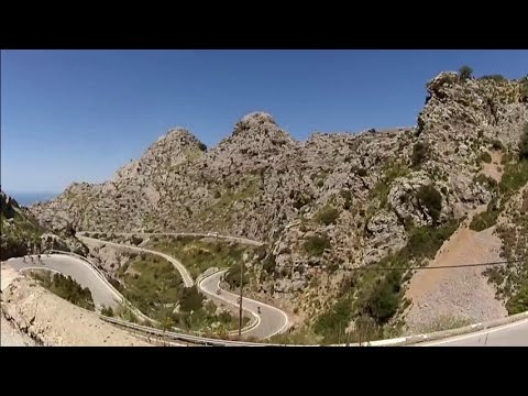 Mallorca Cycling Camp Video #7 Indoor turbo Trainer Workout 120 Minute Full HD Drift Camera