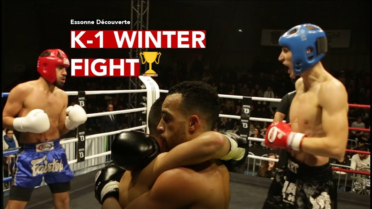 ESSONNE DECOUVERTE - La K-1 Winter Fight