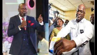 GOD REVEALED CONGO39S NEXT PRESIDENT LONG BEFORE THE ELECTION