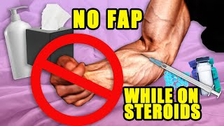 I Did NoFap For 14 Days ON STEROIDS And This Is What Happened…