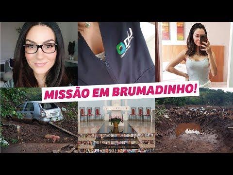 VLOG DE ROTINA: missão especial em BRUMADINHO I Anita Bem Criada
