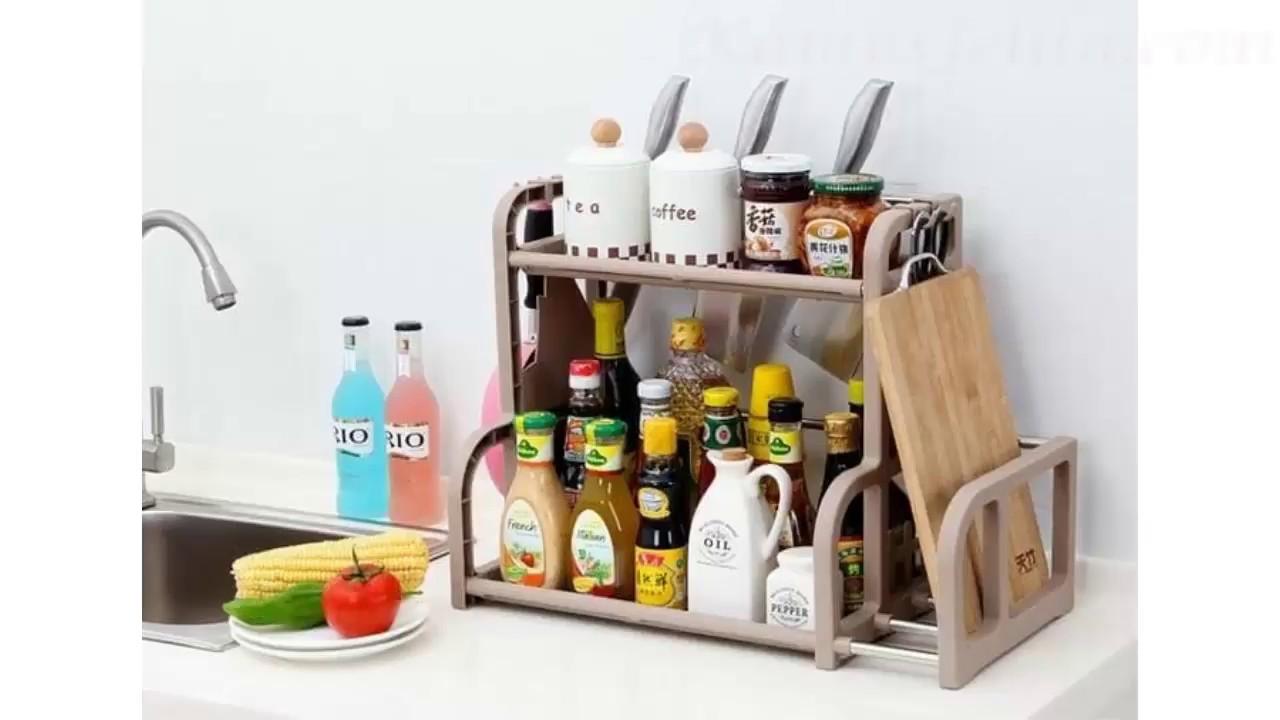 Rak Tempat Bu Dapur Minimalis Serbaguna