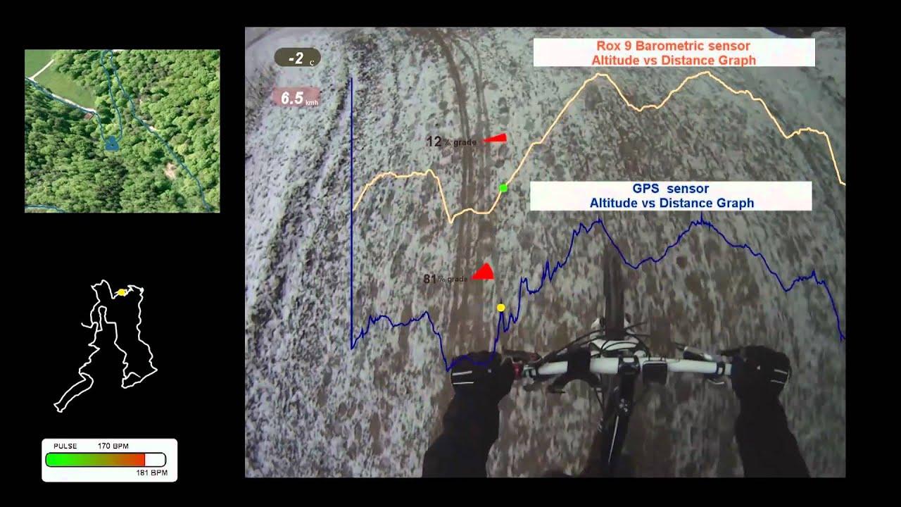GPS versus barometric altitude: the definitive answer