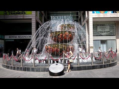 Pavilion Kuala Lumpur Shopping Mall | Travel in Malaysia 2017