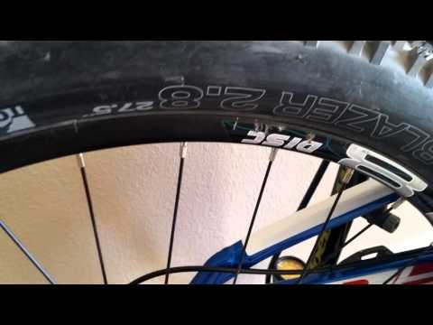"""Can you put 27.5 plus wheels on a 29"""" MTB? YES"""