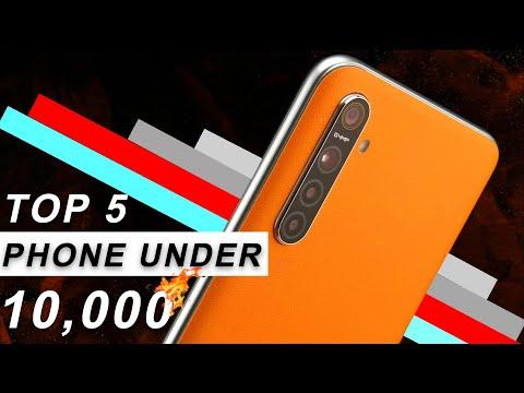 Best Smartphone Under 10000 December 2019   Top 5 Phones Under 10000   Best Phone Under 10000
