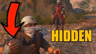 Finding the HIDDEN BALL in HEADQUARTERS!! - COD WW2 Funny Moments