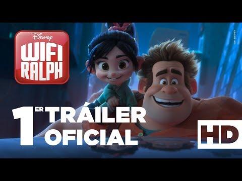 WIFI RALPH, de Disney - Tráiler oficial #1 (Subtitulado)